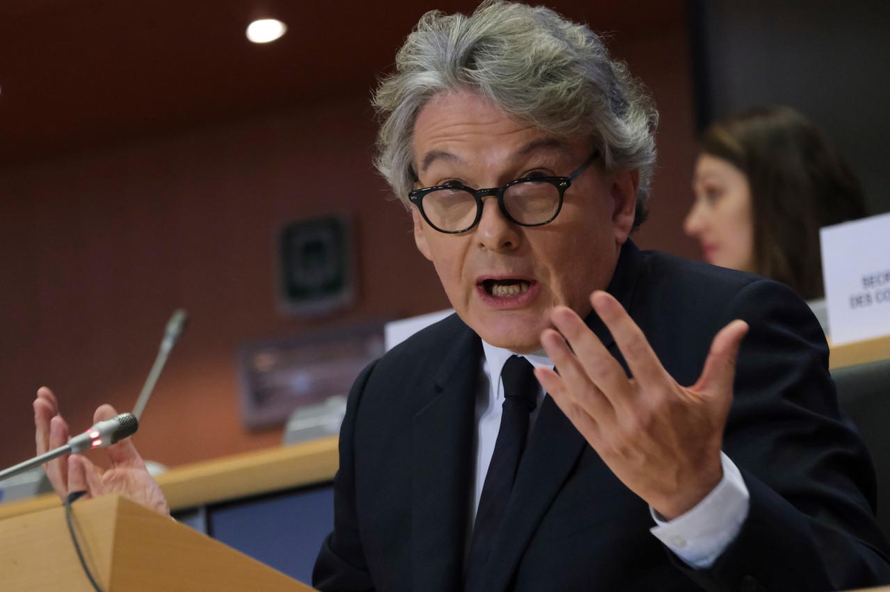 Pour le commissaire européen au Marché intérieur, ThierryBreton, l'Europe est devenue la pharmacie du monde, ce qu'elle était déjà en 2019, en termes de production de vaccins, selon… les producteurs. (Photo: Shutterstock)