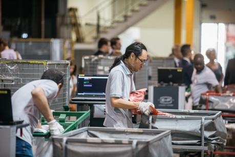 Post Luxembourg reste le plus grand employeur du pays, avec 4.620personnes employées. (Photo: EdouardOlszewski/archives)