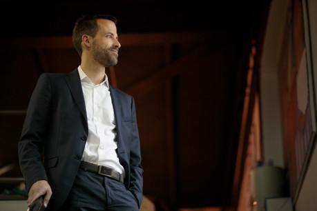 Bert Boerman, à la tête de Governance.com, est un des quatre entrepreneurs à lancer un projet pour la première promotion de l'Académie luxembourgeoise de la finance digitale. (Photo: Matic Zorman/archives Paperjam)
