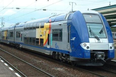 Des TER resteront à quai à Thionville à partir de ce lundi 26 août dans le cadre de l'équipement obligatoire de ces derniers du système de sécurité ERTMS pour le 1er janvier 2020. (Photo: DR)
