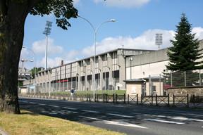 La route d'Arlon jouxte le stade. ((Photo: Matic Zorman/Maison Moderne))