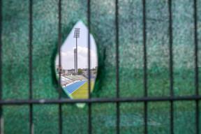 Le stade reste encore occupé par plusieurs sections sportives. ((Photo: Matic Zorman/Maison Moderne))