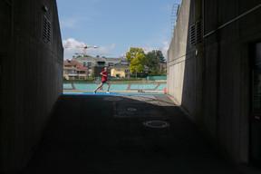 L'athlétisme est l'un des sports résidents. ((Photo: Matic Zorman/Maison Moderne))