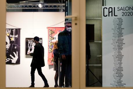 Le Salon du Cercle artistique de Luxembourg est ouvert ce week-end. (Photo: Nader Ghavami/Archives Maison Moderne)