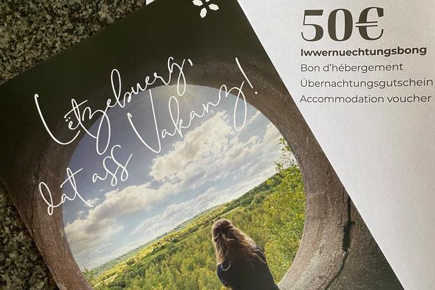 3.500 bons pour une nuit à l'hôtel ont été utilisés au Luxembourg lors du week-end du 15 août. (Photo: Paperjam)