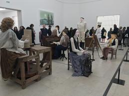 Vue de l'exposition «Mondo Cane» ((Photo: Paperjam))