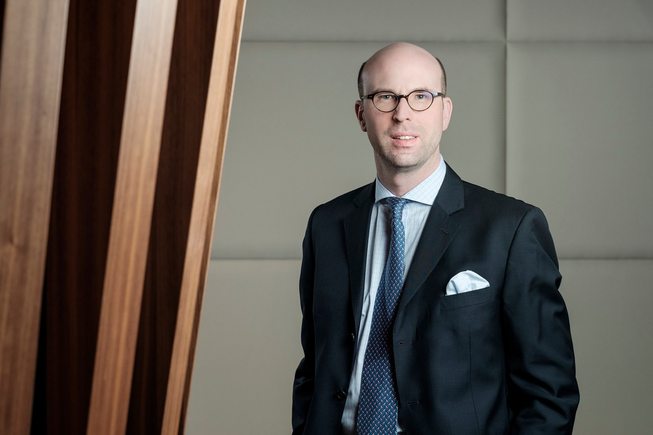 Max Kremer, partner, Private Clients chez Arendt & Medernach. (Photo: Arendt & Medernach)