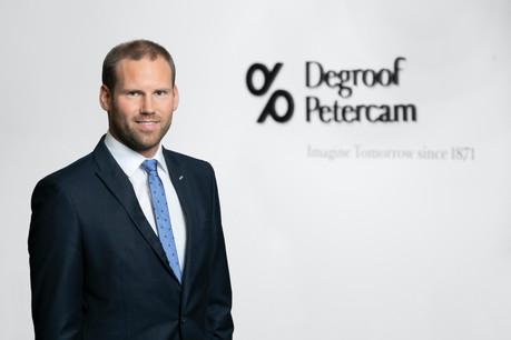 Alexandre  Gauthy, macroéconomiste chez Degroof Petercam Luxembourg . (Photo: Degroof Petercam Luxembourg/Blitz Agency)