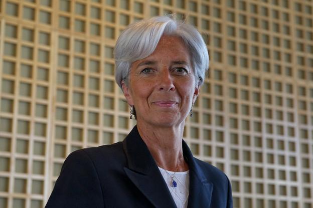 Christine Lagarde prendra ses fonctions le 1er novembre. (Photo: Shutterstock)