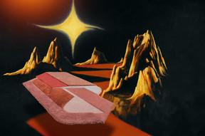 Le tapis «Bel Étage» a été conçu parRaquel Pacchini pour Dante - Goods and Bads. ((Photo: Dante - Goods and Bads))