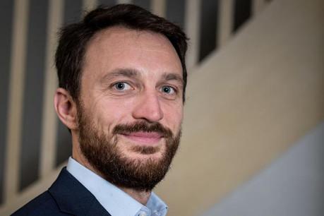 Vincent Binoche: «Pour BMW, le marché luxembourgeois est complexe, sophistiqué». (Photo: Nader Ghavami)