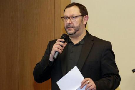 Sylvain Cottong, vice-président LuxIC (Photo : DR)
