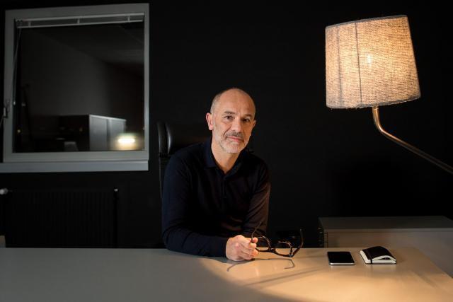 Morgan Gromy, CEO de Luxexpo The Box: «Un concept positif qui n'a pas vocation à prendre ses marques, mais qui doit plutôt vivre et évoluer au gré des nécessités locales.» (Photo: Nader Ghavami)