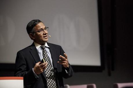 Anand Rao: «Nous essayons de créer des simulations pour les cadres dirigeants, en utilisant une approche basée sur le jeu.» (Photo: Maison Moderne / Archives )