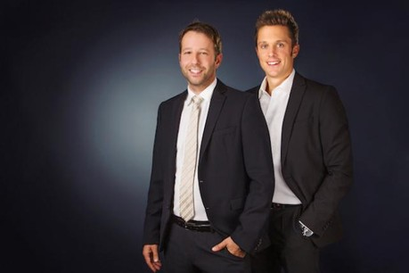 Jérôme Raison et Joe Schmit, co-owners, co-founders et partners de Mainstreet Real Estate (Photo: Mainstreet Real Estate)
