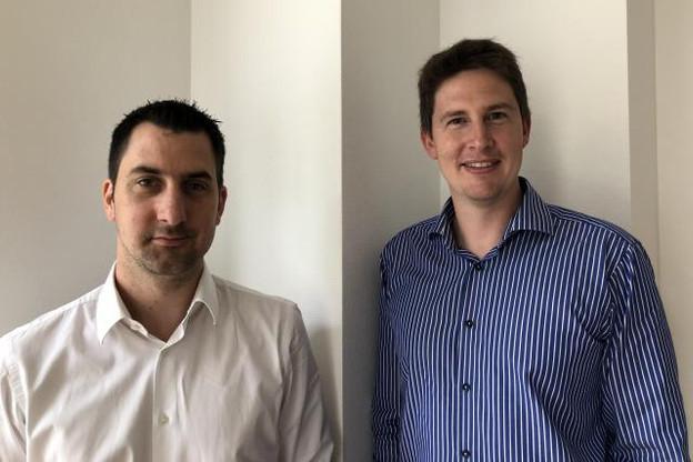 Julien Guillaume et Martin Hubert intègrent le Paperjam Club. (Photo: NeoTrust Fiduciary Luxembourg)