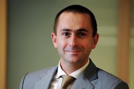 Régis Veillet, responsable commercial chez Société Générale Securities Services, Luxembourg (Photo: Société Générale Securities Services)