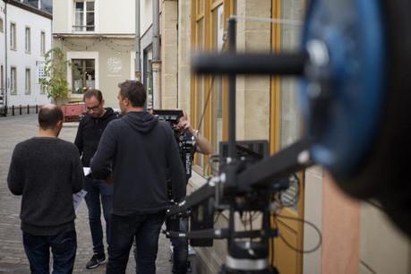 Laurent Witz: «Je n'ai pas voulu utiliser uniquement de l'animation. Je voulais montrer les paysages et les bâtiments réels, pour que l'on se rende bien compte de ce qui existait et qu'ils ne sortaient pas de mon imagination.» (Photo: Zeilt productions)