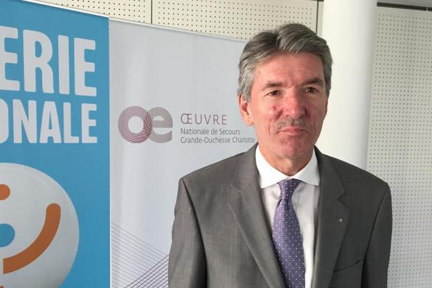 Pierre Bley: «L'aide apportée aux projets visant l'inclusion sociale, et plus particulièrement l'intégration des réfugiés, se poursuivra dans le temps.» (Photo: DR)