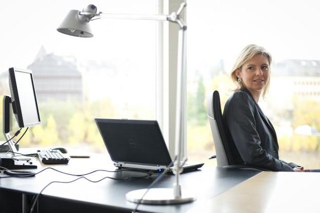 Marie-Hélène Massard: «Nous allons porter une attention particulière aux implications de Beps pour notre secteur.» (Photo: David Laurent / archives)