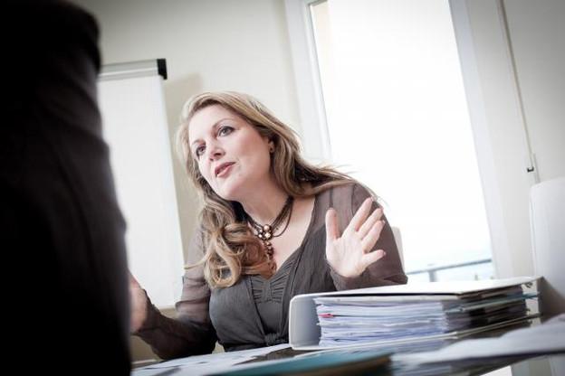 Pour Rita Knott, il est essentiel que les femmes fassent leur propre marketing pour briguer un mandat d'administratrice.  ( photo: paperJam )