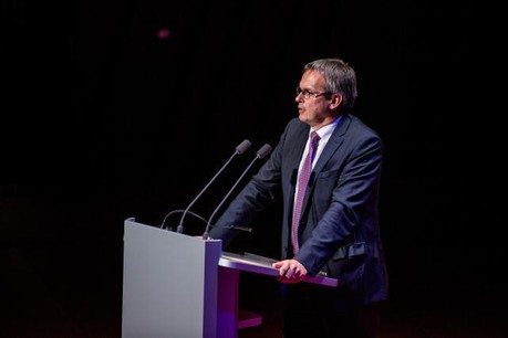 Marc Hengen regrette les attaques que subissent les assureurs qui travaillent à l'international. (Photo: paperJam / Archives)