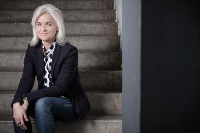 Pour Françoise Reuter, le mobile apporte de nouvelles opportunités. Et ce n'est qu'un début. (Photo: Julien Becker / archives )