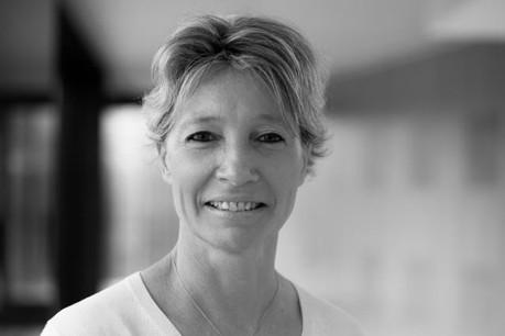 Nicole Dochen: «Le bonheur participe à l'activation d'émotions positives. Il favorise les comportements coopératifs et l'esprit d'équipe.» (Photo: BDL)