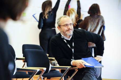 Pour Philippe Valoggia, le changement dans une entreprise dépend de l'implication de toutes les parties prenantes. (Photo: archives paperJam)