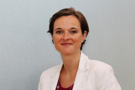 Pour Delphine Berlemont, les jeunes générations maîtrisent les réseaux sociaux, et demandent la même chose aux entreprises. (Photo: DR)