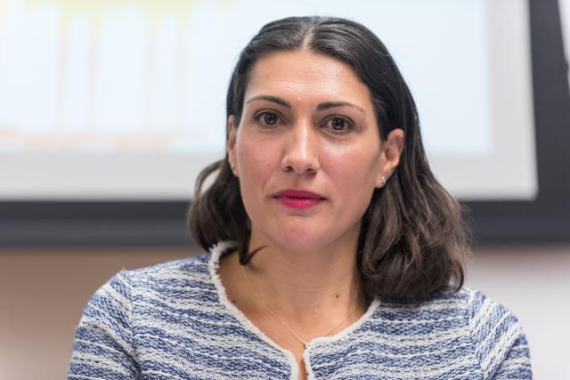 «Comme dans tous secteurs où l'on parle de technologies, les femmes n'osent pas s'engager dans les fintech», estime Marina Andrieu. (Photo: Blitz Agency/archive)