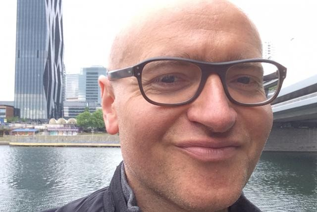 Stéphane Gutfrind: «C'était davantage la recherche d'un désir d'agir qui a probablement poussé mon choix vers des études d'architecture.» (Photo: Atelier d'architecture du centre)