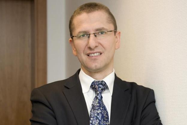 Pour Michael Hofmann, il est dangereux de croire que le Luxembourg échappe à la cybercriminalité internationale. (Photo: KPMG)