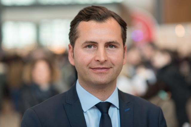 Selon Antoine Rech, la diversité des nationalités est «forcément un bon exercice de management interculturel que les étudiants recherchent». (Photo: DR)