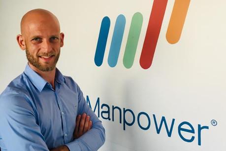 «L'objectif derrière le lancement du 'permanent placement' est de développer et de dynamiser nos marques au Luxembourg», explique Nicolas Hirtz, permanent placement manager chez Manpower Luxembourg. (Photo: Manpower Luxembourg)