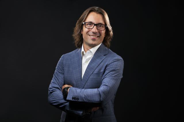 Jorge De Oliveira: «Nous voulons démontrer que la digitalisation du bâtiment n'est pas un luxe, mais pourrait s'imposer comme une nécessité à l'ère de la 3e Révolution industrielle.» (Photo: Smart Cube)