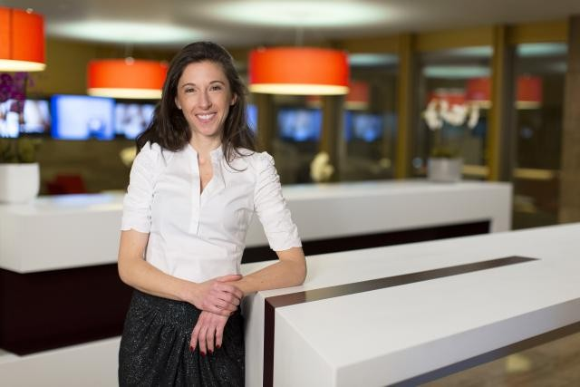 Pour Flora Castellani, le Women in Tax Club vise à développer le réseau des femmes et leur permettre de partager des expériences professionnelles. (Photo: KPMG Luxembourg)