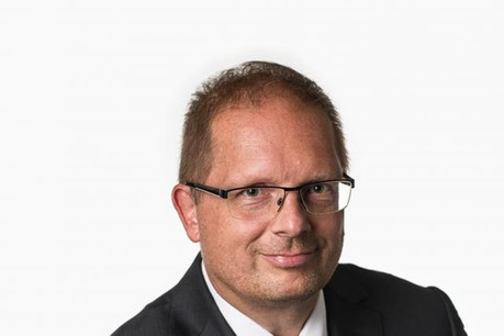 Yves Meert: «Dans notre métier, la connexion avec les autres intervenants, tous domaines confondus, est primordiale.» (Photo: Colliers Luxembourg)