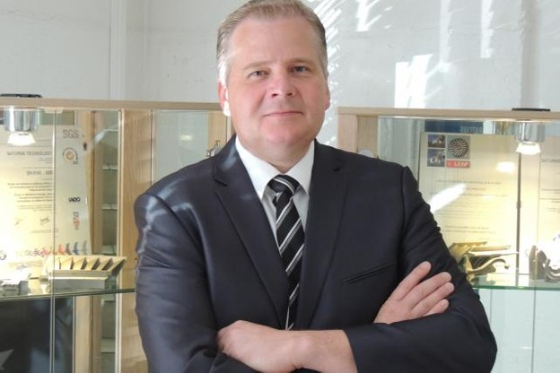 Pour Walter Grzymlas, être entrepreneur demande du sang-froid, beaucoup de sang-froid. (Photo: DR)