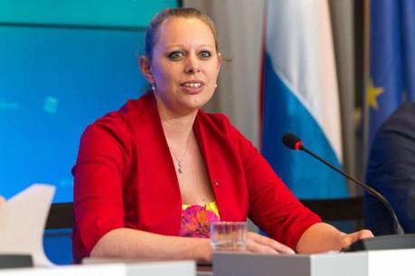 Carole Dieschbourg: «Même s'il n'est pas parfait, l'accord signé à l'issue de la COP21 est assez ambitieux.» (Photo: eu2015lu.eu)