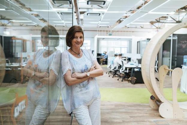 Rachel Gaessler (Nyuko): «À ce jour, près de 100 entrepreneurs ont été accompagnés – et certains le sont encore – par un chef d'entreprise expérimenté sur une période de 6 à 18 mois.» (Photo: Sven Becker / Archives)