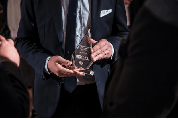 Le prix sera remis lors d'une soirée de gala à la Chambre de commerce. (Photo: Anthony Dehez/archives Paperjam)