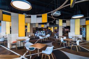 Un espace café complète l'offre. ((Photo: Nader Ghavami))