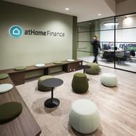 Bureaux de AtHome Finance ((Photo: Blitz))