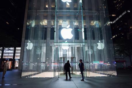 Apple reste de loin la société la plus puissante au monde. (Photo: Shutterstock)