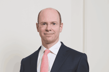 Nicholas Harvey, Group CFO de Quintet Private Group, satisfait d'avoir positionné la banque en tant qu'émetteur. (Photo: Quintet Private Bank)