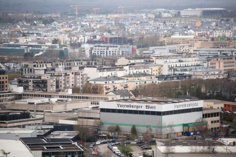 Le groupe Saint-Paul Luxembourg, éditeur du Luxemburger Wort, a annoncé ce lundi son rachat par le groupe belge Mediahuis. (Photo: Anthony Dehez / Archives Maison Moderne)