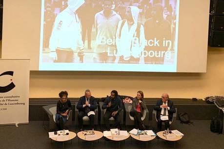 La conférence «Being Black in Luxembourg» a suscité une prise de conscience de l'existence du racisme anti-Noirs au Luxembourg, même si les actions concrètes restent timides. (Photo: Maison Moderne/Archives)