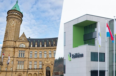 Raiffensen et Spuerkeess, les banques préférées du Luxembourg en 2021 en termes de service client. (Photo: Shuttertock, archives Maison Moderne)