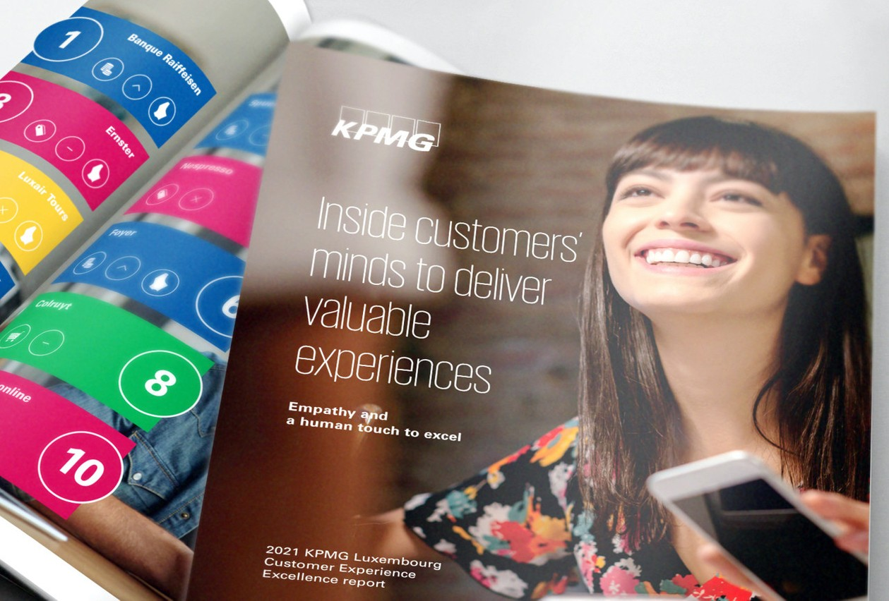 The Customer Experience Excellence report surveyed more than 1,000 people on 80 brands in nine different sectors Photo: KPMG